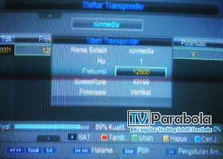 transponder ninmedia