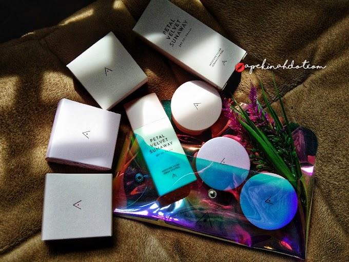 Althea | Petal Velvet Sunaway SPF50+ PA++++