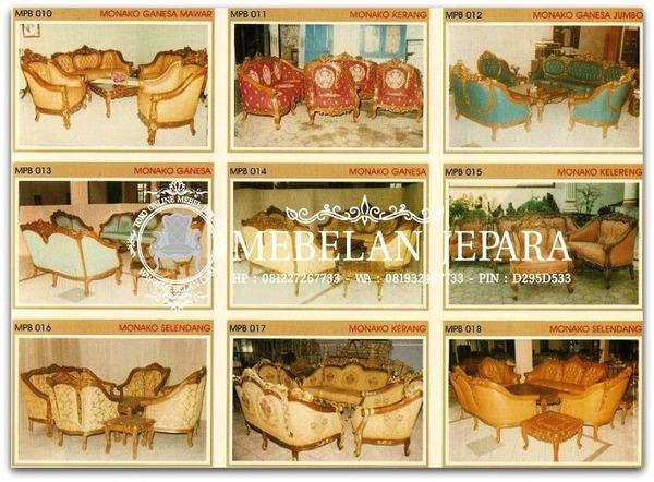 Kursi Tamu Mebel Jepara MPB 2007-1-2