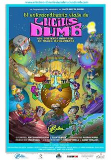 El extraordinario viaje de Lucius Dumb (2013) Online