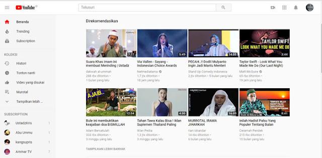 cara mudah buat akun dan channel youtube