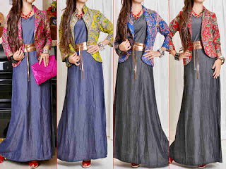 Maxi Chambray fit to L