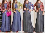 Maxi Chambray SOLD OUT