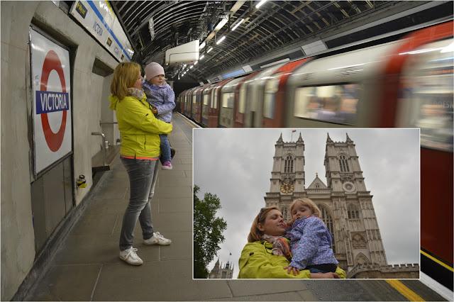 Londyn - London Underground