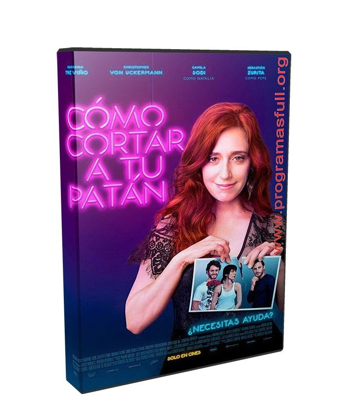 cómo cortar a tu patán HD 1080p poster box cover