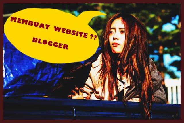 Tutorial Lengkap Cara Membuat Website Platform Blogger Untuk Pemula