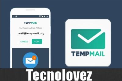 Temp Mail - Applicazione per creare indirizzi e-mail temporanei, sicuri, anonimi, gratuiti ed usa e getta