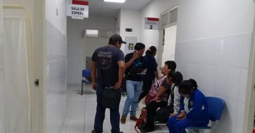 Masiva intoxicación de alumnos de primaria con leche y cereal de Qali Warma en el distrito de Socabaya - Arequipa