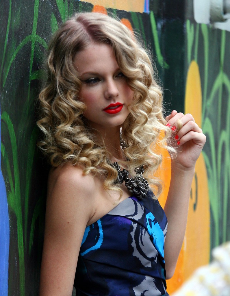 medium-length-hair-styles: curly prom hairstyle|straight prom