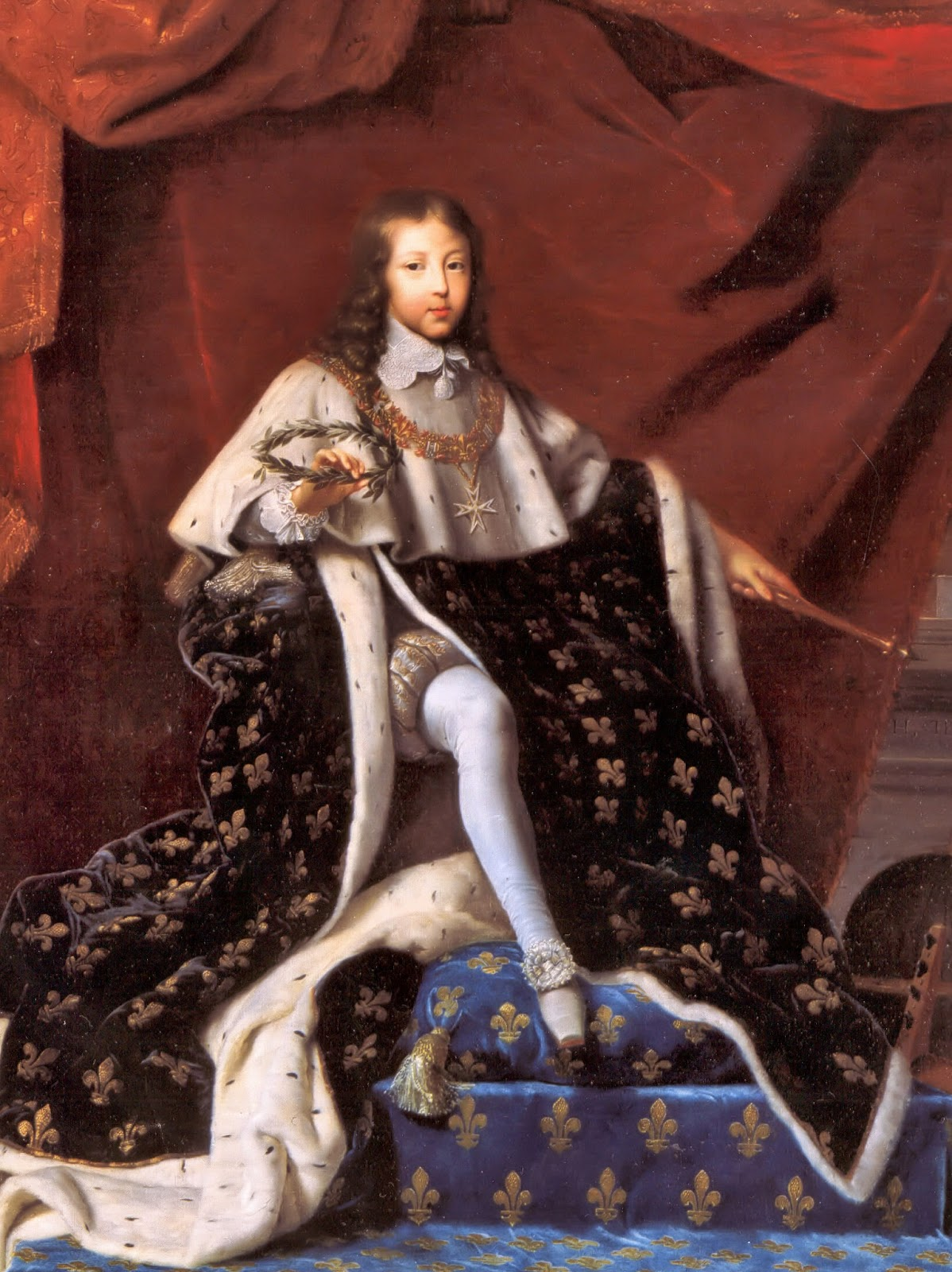 The Tobacco Pipe Artistory: Tobacco under King Louis XIV of France