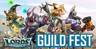 Guild Fest Lords Mobile