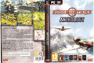 Sudden Strike Anthology Retail DVD Cover