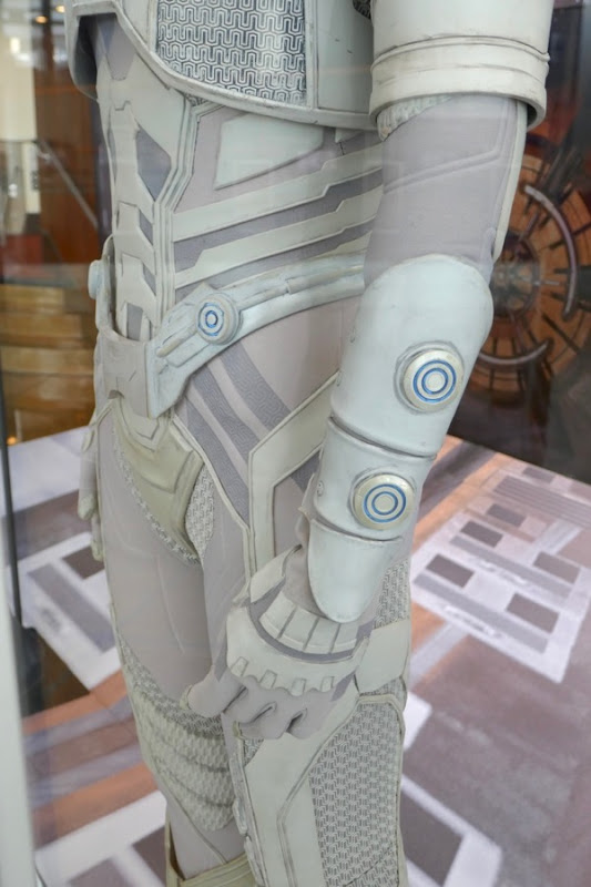AntMan and Wasp Ghost costume detail