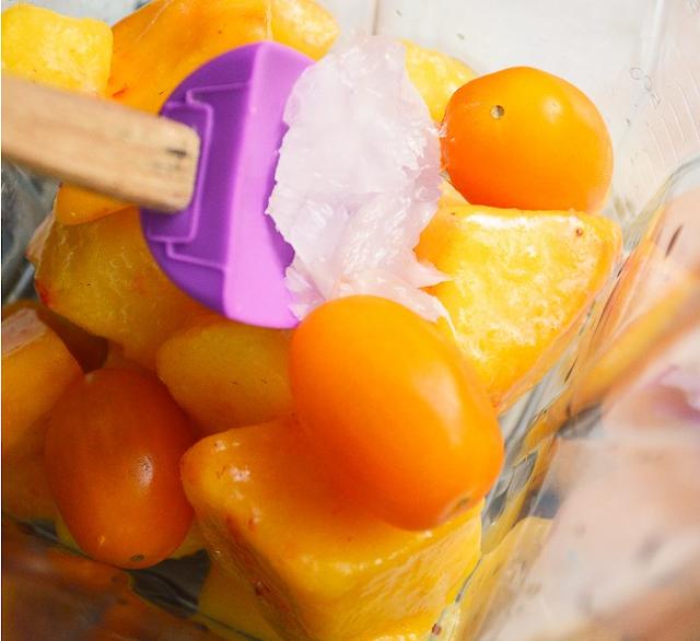 Cách làm sinh tố lạ miệng với trái cây nhiệt đới