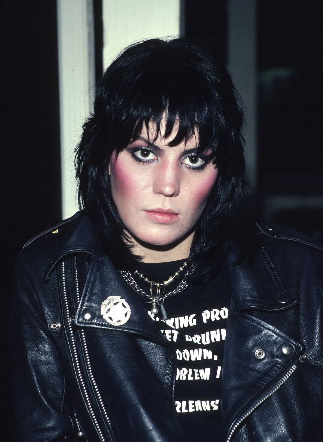 Joan Jett S Edgy Hairstyle 30 Amazing Vintage Photos Of The Queen Of Rock N Roll In The 1970s And 1980s Vintage Everyday