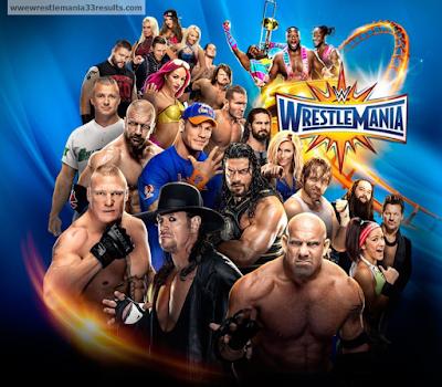 Wrestlemania 33 Predictions