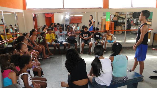 Oficina de Dança inicia ensaios para Mostra Cultural
