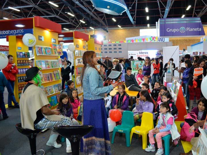 En octubre llega el 11 Festival de Libros para Niños y Jóvenes