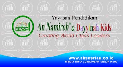 Yayasan An Namiroh & Dayyinah Kids Pekanbaru