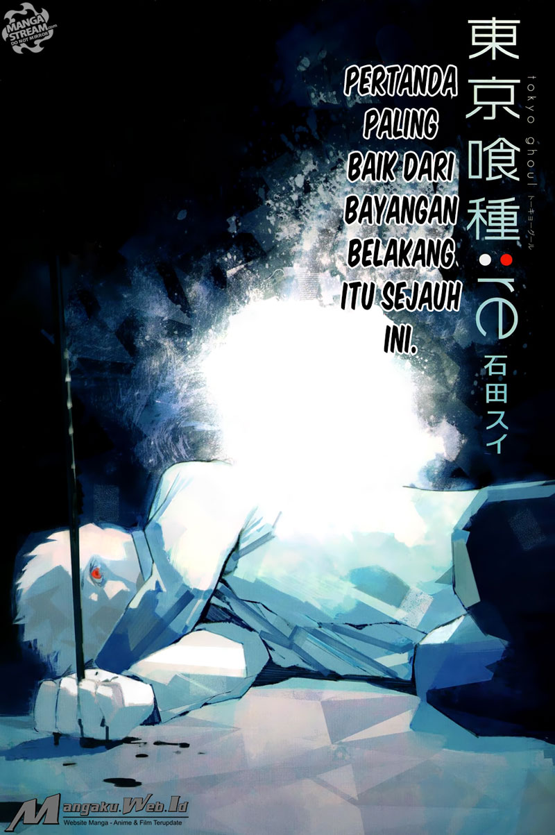 Baca Tokyo Ghoul:re Chapter 135 : Malam Tiba