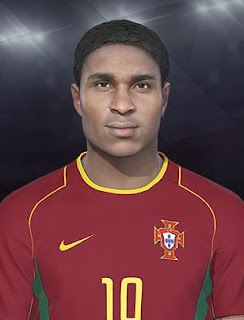 PES 2019 Faces Eusébio By DNA+I Facemaker