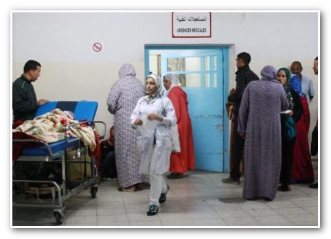 اختفاء جهاز تخطيط الصدى الخاص بالحوامل بمستشفى تزنيت و مواطنون يستنكرون !