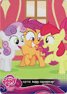My Little Pony The Cutie Mark Crusaders Equestrian Friends Trading Card