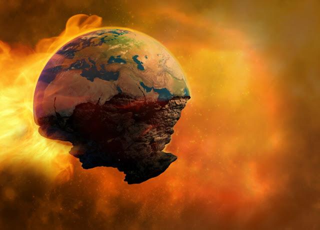 Kehidupan Bumi yang tidak lama lagi