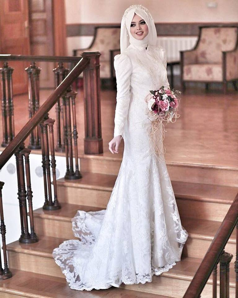 hijab,wedding,dress,2017