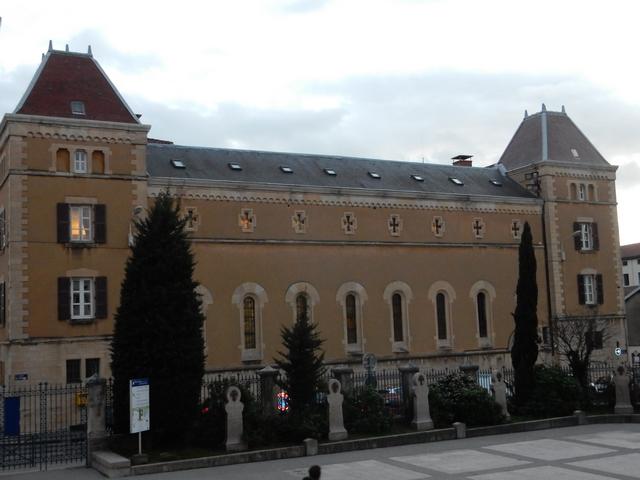 Esplanade de Fourvière Lyon