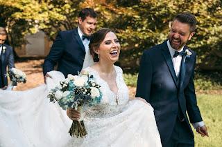 Νίκησαν μαζί τον καρκίνο όταν ήταν παιδιά και πριν λίγες μέρες παντρεύτηκαν