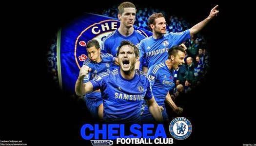 Jugadores del Chelsea en 2014