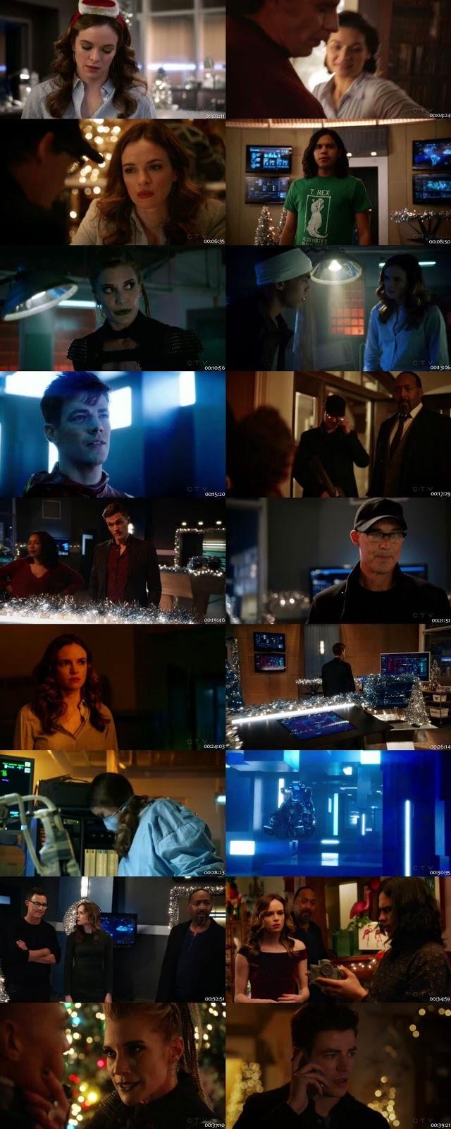 The Flash S04E09 320MB HDTV 720p x264