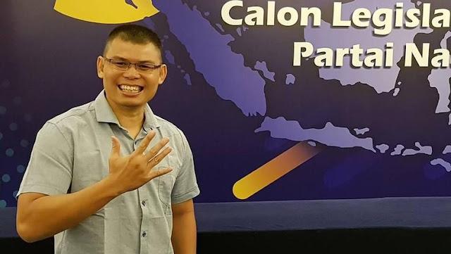 Chris Jhon Buka-Bukaan Alasan Nyebrang ke NasDem