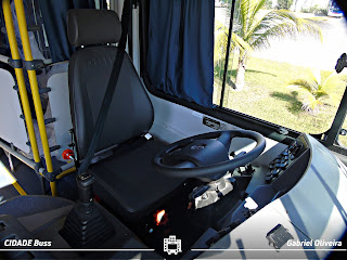 Imagem cabine do motorista