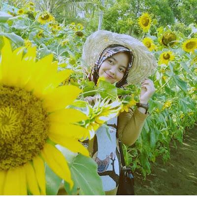 Foto Taman Bunga Tali Asmoro Pagubugan