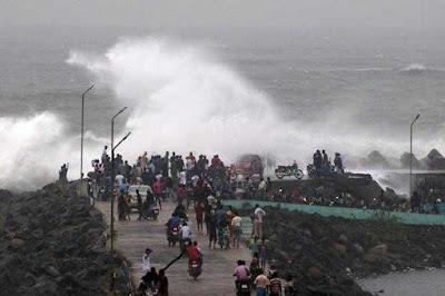 Cyclonic Storm Phethai