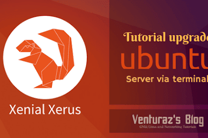 Tutorial Upgrade Ubuntu Server via Terminal