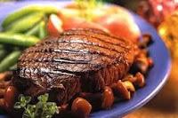 Resep dan cara menciptakan steak daging sapi yang enak tentunya memakai bab daging yan RESEP STEAK SAPI DAGING SIRLOIN ENAK