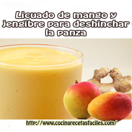 mangos,toronja,jengibre