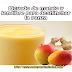 Licuado de mango y jengibre para deshinchar la panza