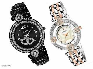 Stylish Women's Watch Combo Collection