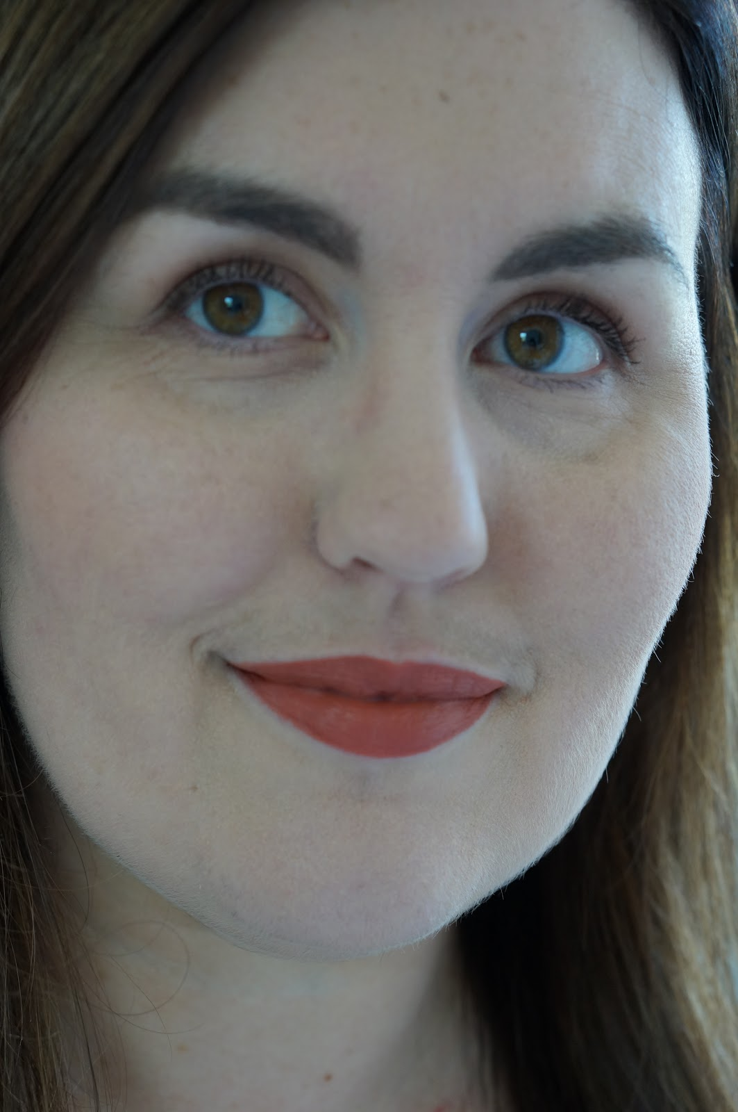 Popular North Carolina style blogger Rebecca Lately shares her thoughts on rms beauty Wild With Desire Lipsticks.  Click here to read her review!
