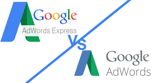 adwords vs adwords express
