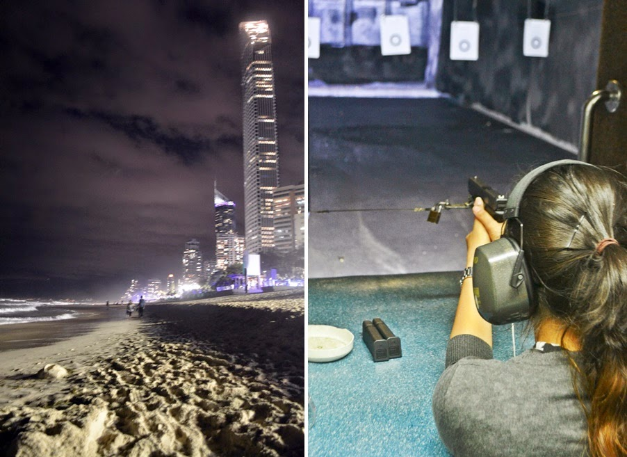 shooting, gold coast, surfers paradise