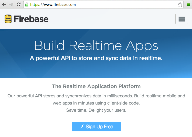 Dinis Cruz Blog: Using Firebase to sync data with a webpage (via