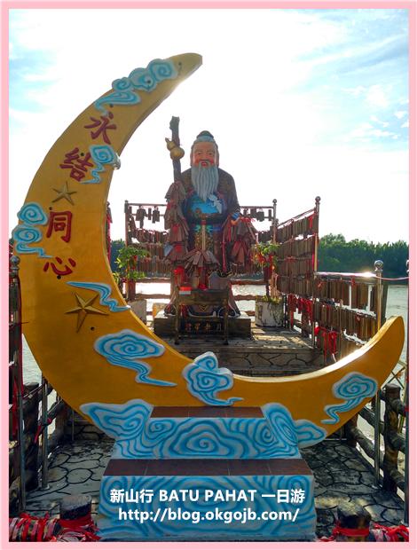 Batu Pahat 福德坛四海龙王(月老)大伯公庙