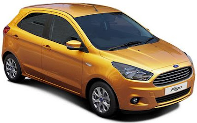 New Ford Figo 2016 hatchback