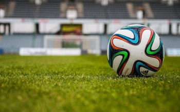 Wallpaper: Football Ball
