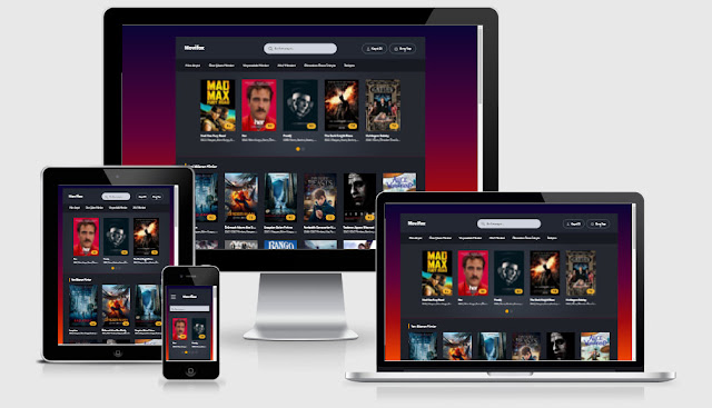 movifox wordpress film teması